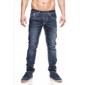 JEANSNET kalhoty pánské OneP-003 slim fit