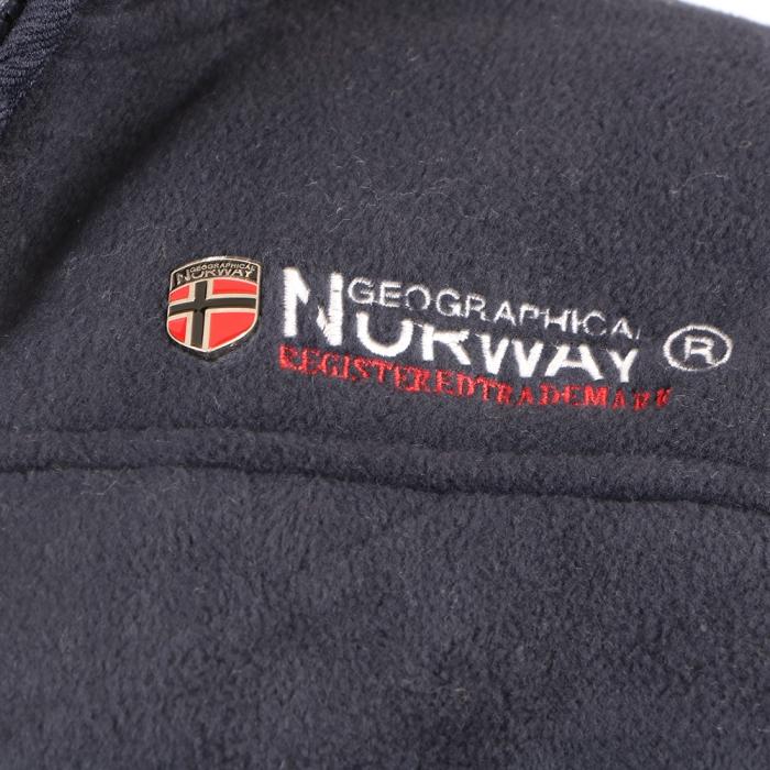 GEOGRAPHICAL NORWAY mikina pánska USAIN s kožušinkou - EGO-MAN.CZ ddfe297969