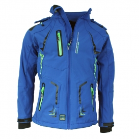 CANADIAN PEAK bunda pánska TOLBIAC softshell TURBO DRY 8000