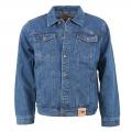 DUKE bunda pánská Western Style Trucker Denim džíska 100% bavlna