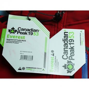 CANADIAN PEAK bunda pánská TRABENDO MEN 005 softshell