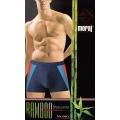MORAJ boxerky pánské BBX600-056 bambusové vlákno