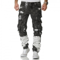 KOSMO LUPO nohavice pánske KM176 jeans džínsy