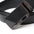 BOND pásek pánský kožený B16 automatická spona 1 šířka 3,5 cm