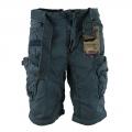 GEOGRAPHICAL NORWAY nohavice pánske PANORAMIQUE MEN COLOR 063 bermudy kapsáče