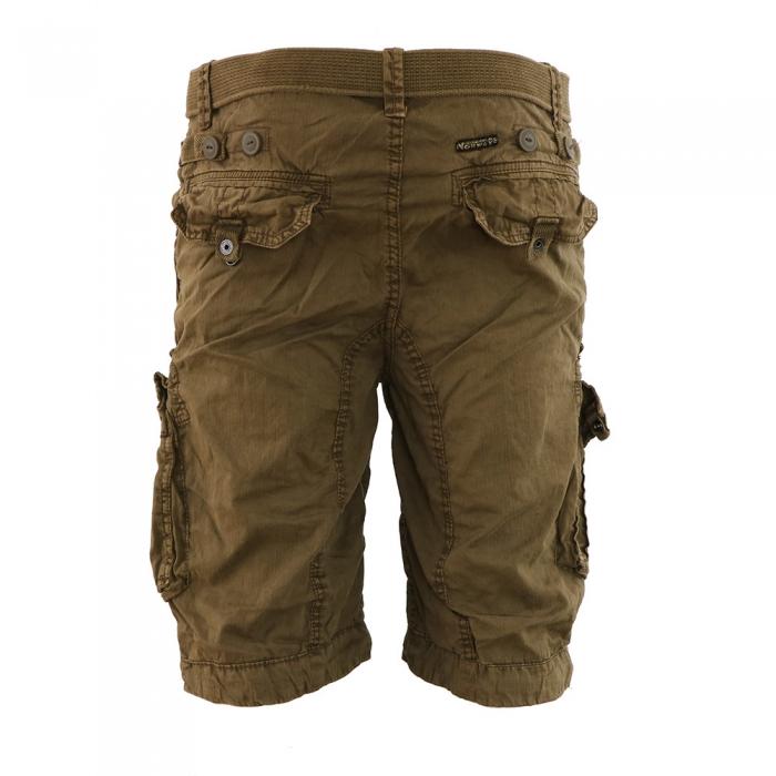 dd0a5ab67b81 GEOGRAPHICAL NORWAY nohavice pánske PANORAMIQUE MEN COLOR 063 bermudy  kapsáče
