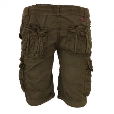 GEOGRAPHICAL NORWAY kalhoty pánské PALMIER MEN 302 kraťasy