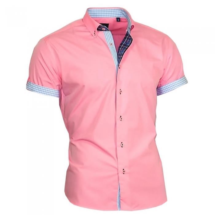 c1b13d85f9f BINDER DE LUXE košile pánská 83303 krátký rukáv - EGO-MAN.CZ