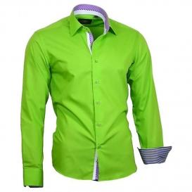 BINDER DE LUXE košile pánská 82709 dlouhý rukáv