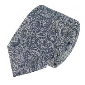 Binder de Luxe kravata 100% hedvábí vzor