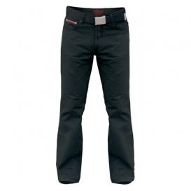 DUKE kalhoty pánské 1554 s páskem nadměrná velikost