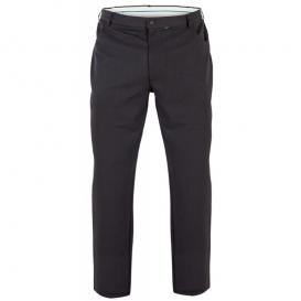 D555 kalhoty pánské Kingsize Bi Stretch Five Pocket Trouser společenské nadměrná velikost