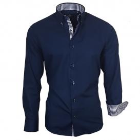 BINDER DE LUXE košile pánská 82307 dlouhý rukáv