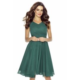 KARTES MODA šaty dámské KM227 šifon