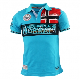 GEOGRAPHICAL NORWAY polokošile pánská KOALA SS MEN 100