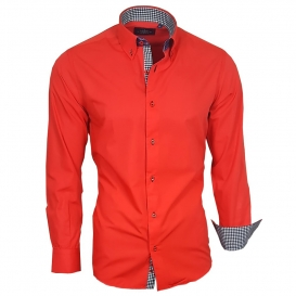 BINDER DE LUXE košile pánská 82308 dlouhý rukáv