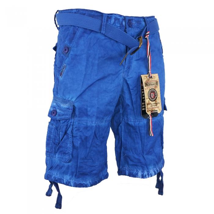GEOGRAPHICAL NORWAY kalhoty pánské PABLO MEN 063 kraťasy - EGO-MAN.CZ 64e5ded037