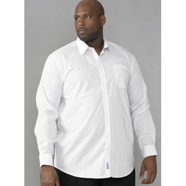 D555 košile pánská KS11404 AIDEN Classic Regular nadměrná velikost