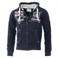 GEOGRAPHICAL NORWAY mikina pánská GRANDIOSE MEN 100 FULL ZIP
