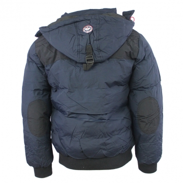 GEOGRAPHICAL NORWAY bunda pánská VOLVA MEN JKT 005 zimní, prošívaná s kapucí