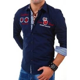 Košile pánská CARISMA krátký rukáv