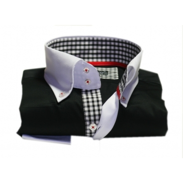 e778d19150f BINDER DE LUXE košile pánská luxusní 80806 satén - EGO-MAN.CZ