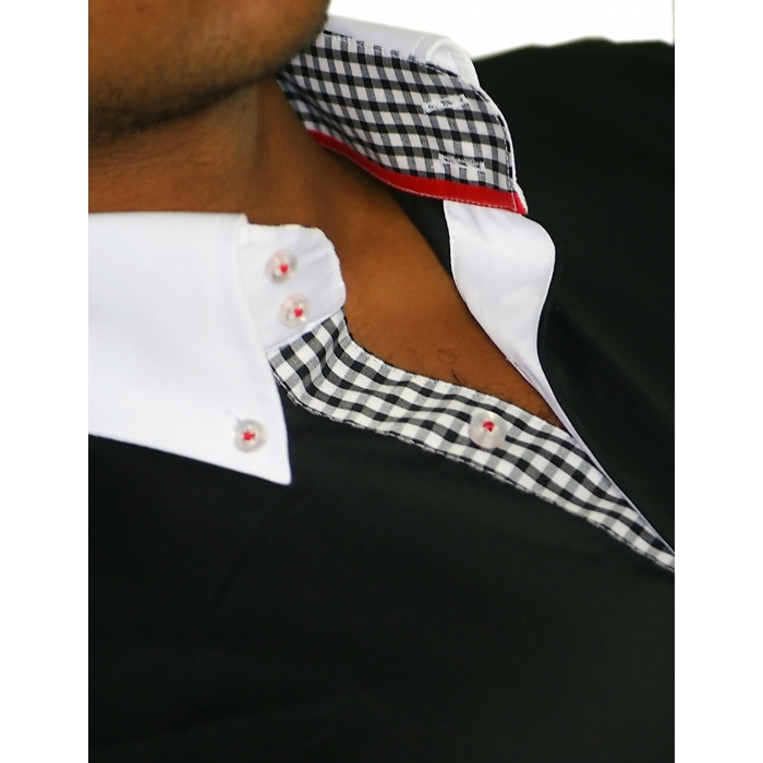 60ea7703c2c BINDER DE LUXE košile pánská luxusní 80802 satén - EGO-MAN.CZ