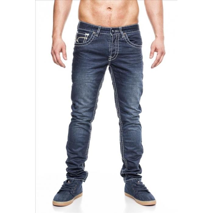 JEANSNET kalhoty pánské OneP-003 slim fit ab59e094c7