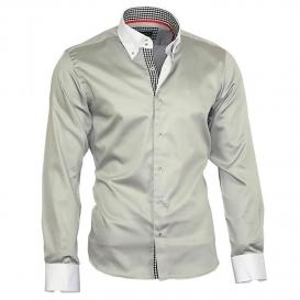 BINDER DE LUXE košeľa pánska luxusná 80803 satén