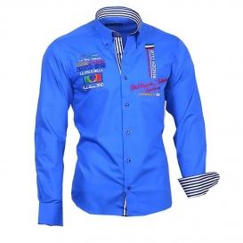 BINDER DE LUXE košeľa pánska 81603 dlhý rukáv