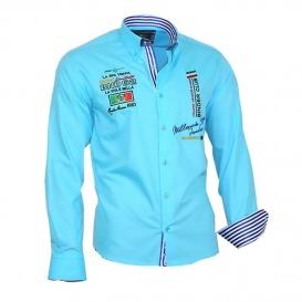 BINDER DE LUXE košeľa pánska 81601 dlhý rukáv
