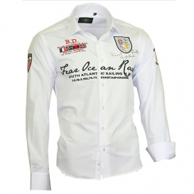 BINDER DE LUXE košile pánská 80502 dlouhý rukáv