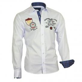 BINDER DE LUXE košeľa pánska 81105 dlhý rukáv