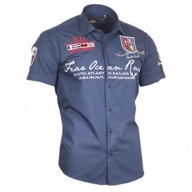 BINDER DE LUXE košeľa pánska 80606 krátký rukáv
