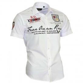 BINDER DE LUXE košeľa pánska 80605 krátký rukáv