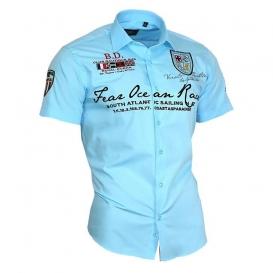 BINDER DE LUXE košeľa pánska 80603 krátký rukáv