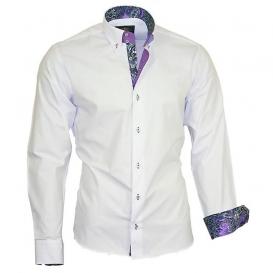 BINDER DE LUXE košeľa pánska 86006 dlhý rukáv