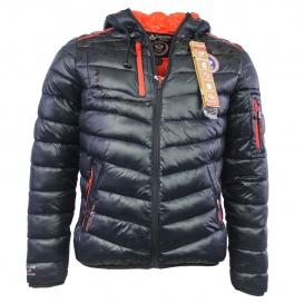 CANADIAN PEAK bunda pánská BALASKO se sluchátky v kapuci DRY TECH 4000