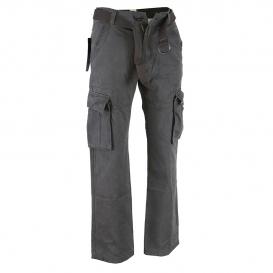 QUATRO nohavice pánske Q2-5 kapsáče čierné