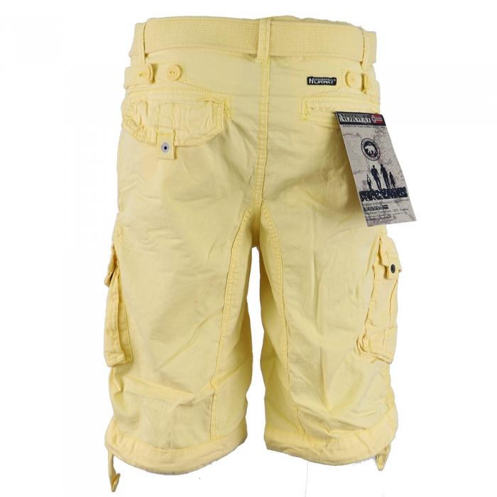 GEOGRAPHICAL NORWAY kalhoty pánské PARASOL bermudy kapsáče - EGO-MAN.CZ 60843c1537