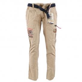 GEOGRAPHICAL NORWAY kalhoty pánské PACOME PANT MEN 302 kapsáče