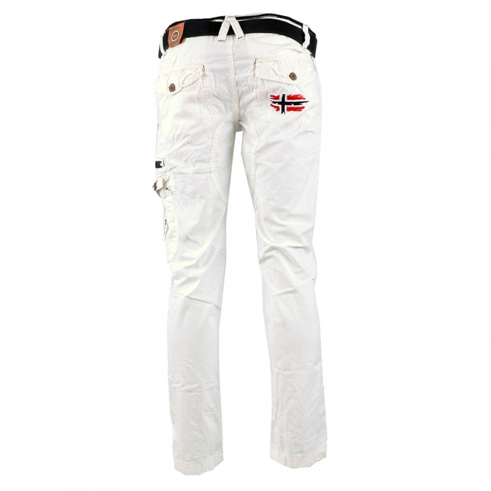9ba40249249e GEOGRAPHICAL NORWAY nohavice pánske PACOME PANT MEN 302 kapsáče ...