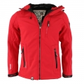 GEOGRAPHICAL NORWAY bunda pánská TENDANCE softshell DRY TECH 5000